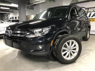 Used 2017 Volkswagen Tiguan Édition Wolfsburg for sale in Montreal, QC