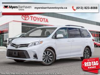 New 2020 Toyota Sienna LE 7-Passenger  - All Wheel Drive - $262 B/W for sale in Ottawa, ON