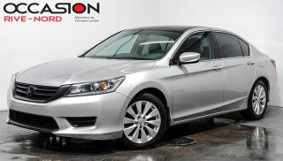 Used 2014 Honda Accord LX-Automatique full equip for sale in Boisbriand, QC