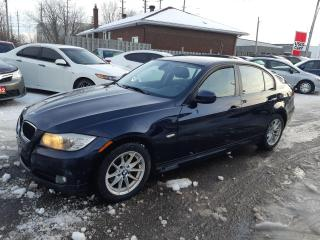 Used 2010 BMW 3 Series 323i, AUTO, POWER GROUP, ACCIDENT FREE, 142 KM for sale in Ottawa, ON