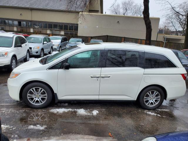 2012 Honda Odyssey EX-L Leather,DVD,Rev-Cam.