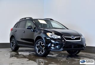 Used 2015 Subaru XV Crosstrek for sale in Ste-Julie, QC