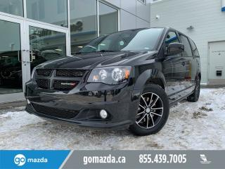 Used 2018 Dodge Grand Caravan GT - POWER DOORS, LEATHER, PERFECT FOR GROWING FAMILY!!! for sale in Edmonton, AB