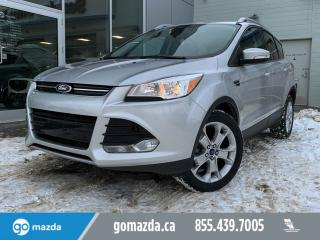 Used 2015 Ford Escape Titanium for sale in Edmonton, AB