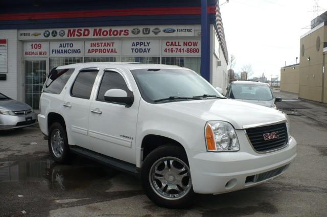2009 GMC Yukon Hybrid SLT LEATHER,ROOF,NAVI