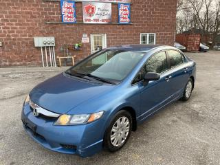 Used 2010 Honda Civic DX-A/ONE OWNER/NO ACCIDENT/REDUCED/SAFETY INCLUDED for sale in Cambridge, ON