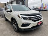 Photo of White 2016 Honda Pilot