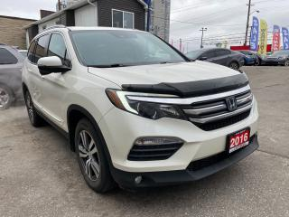 Used 2016 Honda Pilot EX-L RES. No Accidents! for sale in Toronto, ON