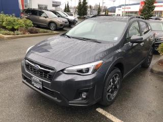 New 2020 Subaru XV Crosstrek Limited for sale in North Vancouver, BC