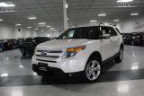 Photo of White 2014 Ford Explorer