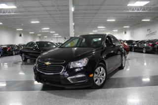 Used 2016 Chevrolet Cruze NO ACCIDENTS | BIG SCREEN | REAR CAM | REMOTE STARTER I BT for sale in Mississauga, ON