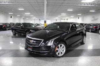 Used 2015 Cadillac ATS AWD I 2.0T I LEATHER I HEATED SEATS I REMOTE STARTER I BT for sale in Mississauga, ON