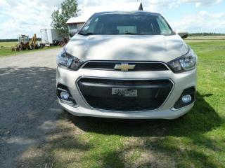Used 2017 Chevrolet Spark LT à hayon 5 portes transmission à varia for sale in St-Isidore, QC