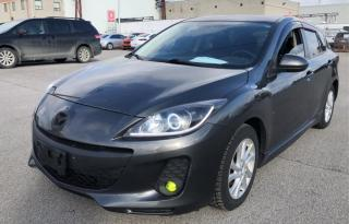 Used 2012 Mazda MAZDA3 **BLUETOOTH/LOOKS & DRIVES EXCELLENT/ONLY 97 KMS** for sale in Hamilton, ON