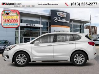 New 2020 Buick Envision Preferred for sale in Ottawa, ON