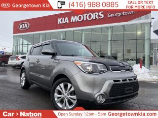Used 2016 Kia Soul EX+ | ONE OWNER | SERVICE RECORDS | HTD SEATS | for sale in Georgetown, ON