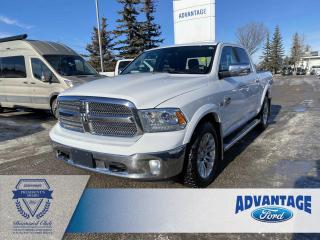 Used 2014 RAM 1500 Longhorn Clean Carfax - One Owner for sale in Calgary, AB