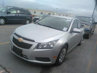 Used 2013 Chevrolet Cruze LT Turbo for sale in Waterloo, ON
