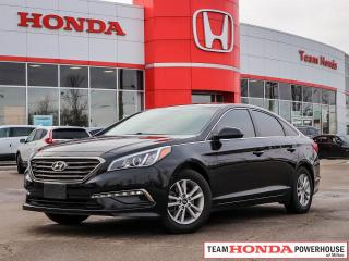 Used 2017 Hyundai Sonata GL for sale in Milton, ON
