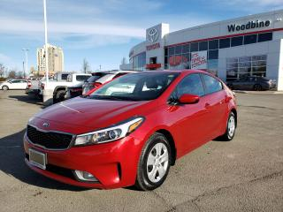 Used 2017 Kia Forte LX for sale in Etobicoke, ON