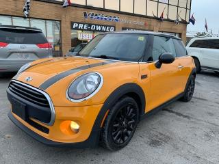 Used 2016 MINI Cooper Hardtop 3dr HB for sale in North York, ON