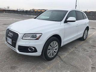 Used 2013 Audi Q5 2.0L Hybrid for sale in Mississauga, ON