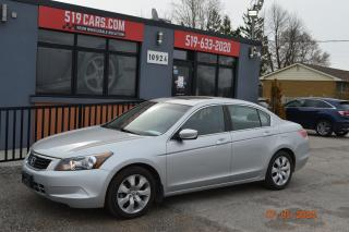 Used 2010 Honda Accord EX|SUNROOF|ALLOY WHEELS|AUX|CRUISE for sale in St. Thomas, ON