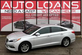 Used 2017 Hyundai Sonata GLS-ALL CREDIT ACCEPTED for sale in Scarborough, ON