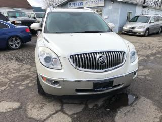 Used 2011 Buick Enclave CXL2 Brand new timing chain for sale in St Catharines, ON