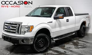 Used 2009 Ford F-150 4WD SuperCab 5.4L. for sale in Boisbriand, QC