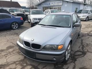 Used 2005 BMW 3 Series 325i for sale in St Catharines, ON