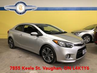 Used 2015 Kia Forte EX, Auto, Bluetooth, Backup Cam for sale in Vaughan, ON