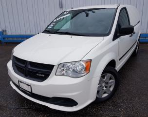 Used 2013 Dodge Grand Caravan C/V CARGO VAN for sale in Kitchener, ON