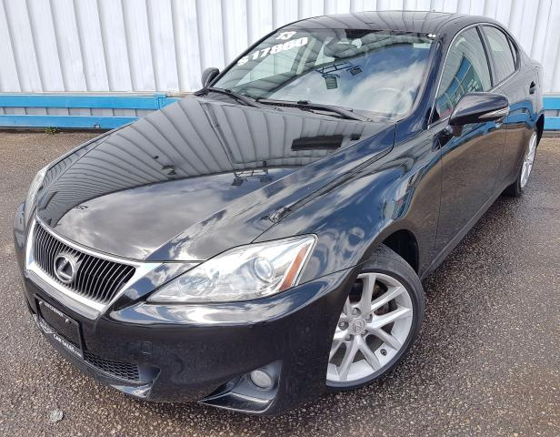 2013 Lexus IS 250 AWD *LEATHER-SUNROOF*
