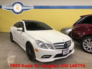 Used 2012 Mercedes-Benz E-Class E 350 for sale in Vaughan, ON