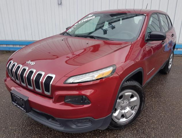 2017 Jeep Cherokee Sport 4x4 *BLUETOOTH*