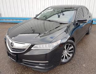 Used 2015 Acura TLX *LEATHER-SUNROOF* for sale in Kitchener, ON