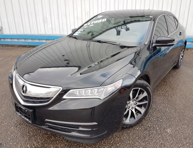 2015 Acura TLX *LEATHER-SUNROOF*