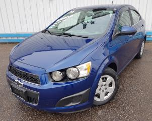 Used 2014 Chevrolet Sonic LT *HEATED SEATS* for sale in Kitchener, ON