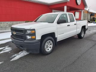 Used 2015 Chevrolet Silverado 1500 Work Truck for sale in Cornwall, ON