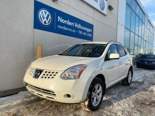 Used 2009 Nissan Rogue SL AWD - LEATHER / HEATED SEATS / SENSORS for sale in Edmonton, AB