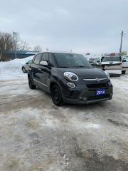 Used 2014 Fiat 500L Trekking for sale in Orillia, ON