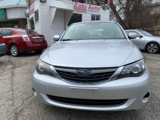 Used 2008 Subaru Impreza 2008 Subaru Impreza/1 Owner/Safety included Price for sale in Toronto, ON