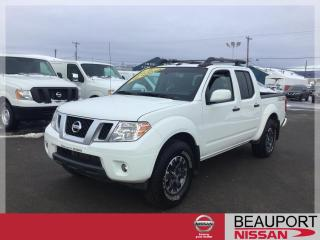 Used 2019 Nissan Frontier PRO-4X CABINE DOUBLE ***15 000 KM*** for sale in Beauport, QC