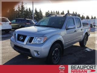 Used 2019 Nissan Frontier PRO-4X CREW CAB ***CUIR/TOIT/NAVIGATION* for sale in Beauport, QC