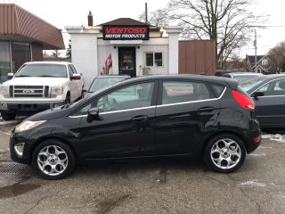 Used 2011 Ford Fiesta for sale in Cambridge, ON