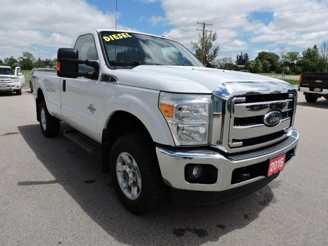 2015 Ford F-250 XLT/FX4 Diesel 4X4 Power group  Loaded
