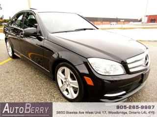 Used 2011 Mercedes-Benz C-Class C300 - 4MATIC for sale in Woodbridge, ON