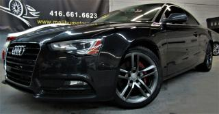Used 2013 Audi A5 NAVIGATION for sale in North York, ON
