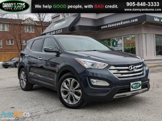 Used 2013 Hyundai Santa Fe LIMITED for sale in Mississauga, ON